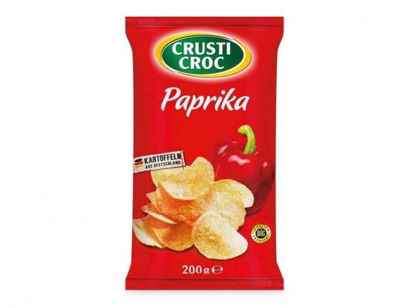 [LIDL] CRUSTI CROC Paprika-Chips 250-g-Packung zu 0,75 Euro (25% gratis) vom 28.-30. 4. 2016