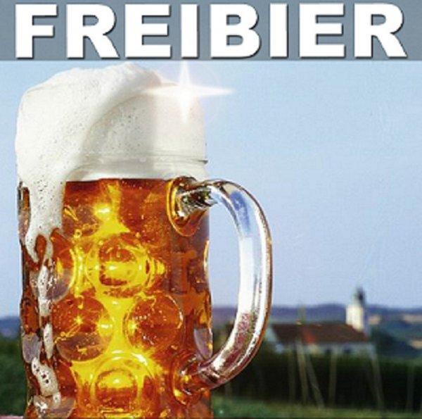 [lokal Markt Schwaben] 500 Liter Freibier zum Tag des Bieres