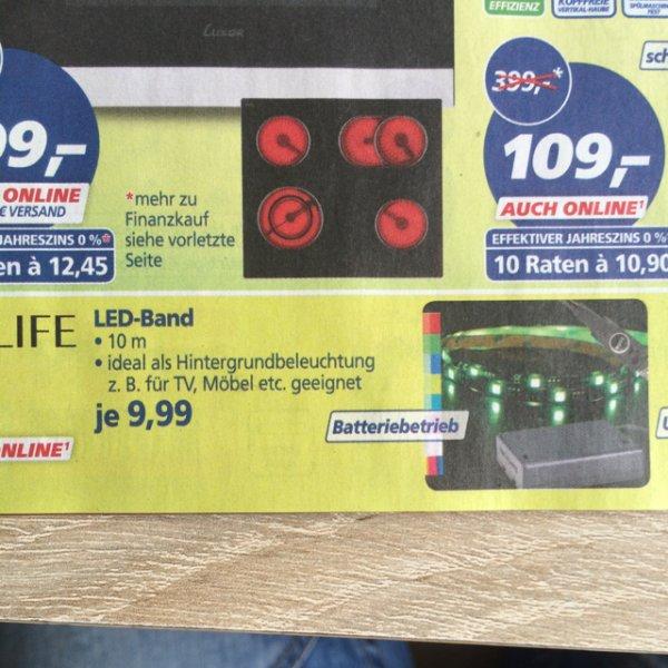[Real] Prospektfehler? LED Band 5050 10m