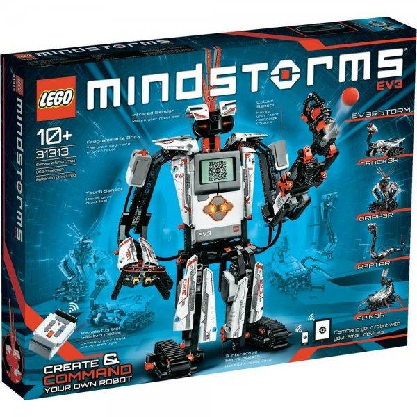 [Spiele Max] LEGO Mindstorms ev3 [31313] für 272,99€