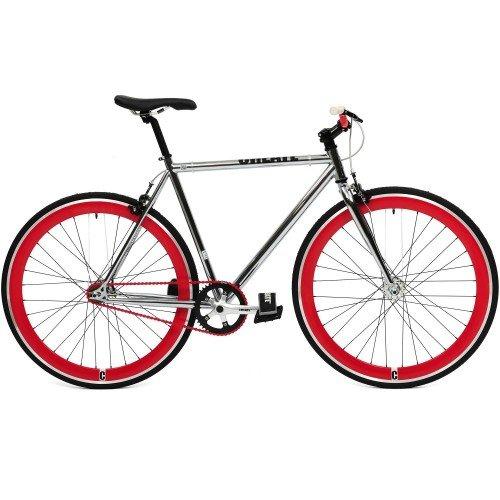 [Pentagonsports] CREATE Original Cr-Mo Stahl Fixie Singlespeed | 20% Ersparnis | Fahrrad
