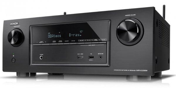 [saturn.de] Denon AVR-X3200W - 7.2 Netzwerk AV Receiver mit Dolby Atmos und DTS:X - 644 Euro