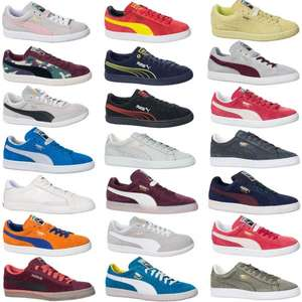Ebay - Puma Suede Unisex Ledersneaker zum neuen Bestpreis