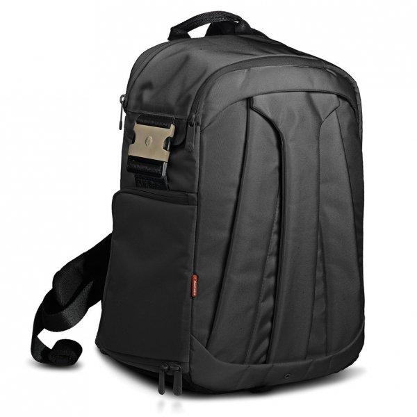 Manfrotto Stile Kollektion Agile VII Slingtasche (für DSLR mit 70-200mm Objektiv, 3-4 zusätzliche Objektive, Stativ) schwarz