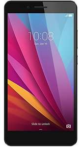 [Amazon WHD] Honor 5X LTE + Dual-SIM (5,5'' FHD IPS, Snapdragon 616 Octacore, 2GB RAM, 16GB intern, 13MP + 5MP mit Dual-Blitz, Metallrückseite, Fingerabdrucksensor, kein Hybrid-Slot, 3000 mAh, Android 5.1 -> Android 6) ab 178,09€ [sehr gut]
