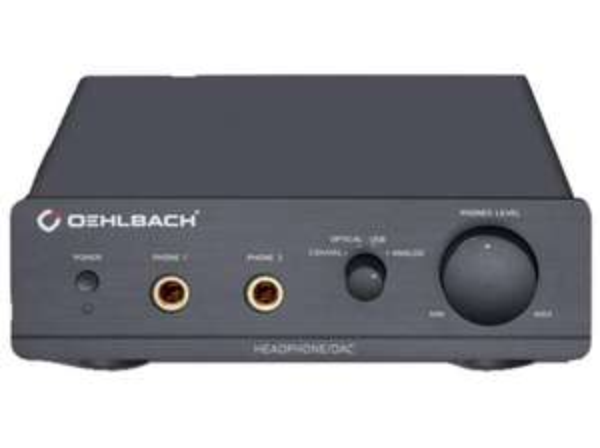 Oehlbach XXL DAC Ultra Kopfhörerverstärker @fotovideosmitsbv, 199,-€