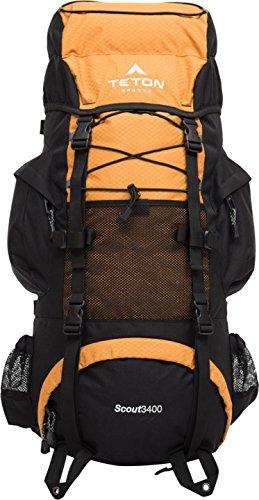 Teton Scout 3400 Sports Rucksack für 42,87€ inkl. Versand