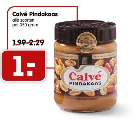 [GRENZGÄNGER NL] EMTE - CALVE Erdnussbutter 350g - 1 €   Lipton Tee pro Pack - 1 €