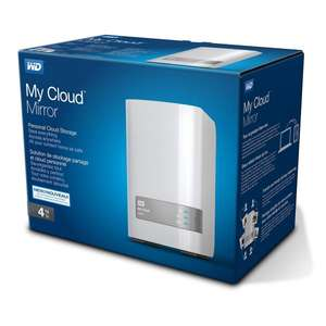 Western Digital My Cloud Mirror Gen 2 WDBWVZ0060JWT-EESN 6 @ Amazon