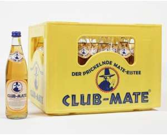 [trinkkiste Berlin] Club Mate 0,63€ bzw. ab 0,46€ pro Flasche