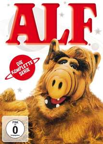 (Amazon.de-Prime) Alf - Die komplette Serie auf 16 DVDs für 19,97€ und Die Dinos - Die komplette Serie 22,97€