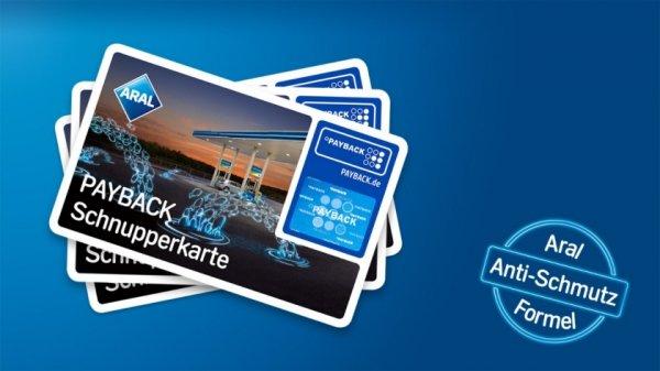 [ARAL Payback Neukunden] 5€ in Form von Paybackpunkten bei den Payback-Schnupperwochen