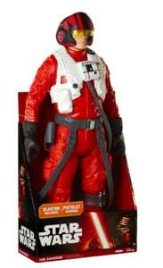 [Amazon Prime] Jakks Pacific - Star Wars VII - Poe Dameron, 45 cm für 19,99€ statt ca. 30€