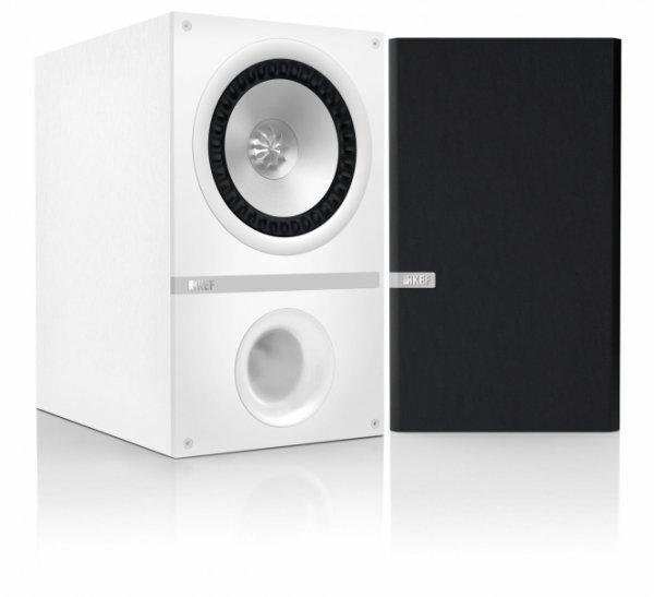 25 % unter Idealo - KEF Q300 Regallautsprecher weiß B-Ware, 259€ /Stück, CSM Audio