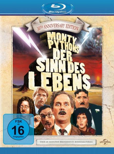 """[Amazon Prime] Monty Python's """"Der Sinn des Lebens"""" 30th Anniversary Edition (Bluray) + Mel Brooks' """"Die verrückte Geschichte der Welt"""" (Bluray) für je 7,97€"""