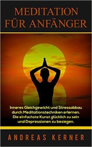 ebook Amazon: Meditation für Anfänger