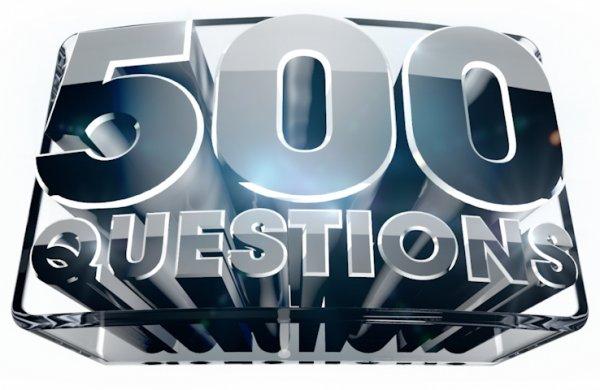 Freikarten zum Dreh von ''500 Questions'' am 4. Mai in Köln-Ossendorf ab ca. 18:00