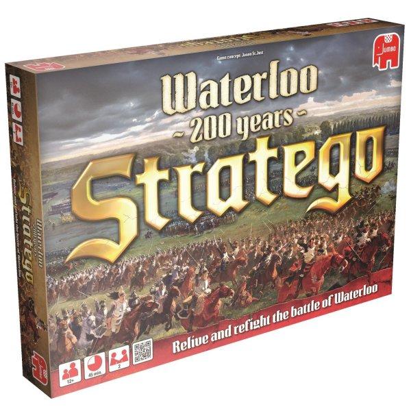 [Amazon Prime] Brettspiel Stratego Waterloo (Jumbo 18121) für 15,30 €
