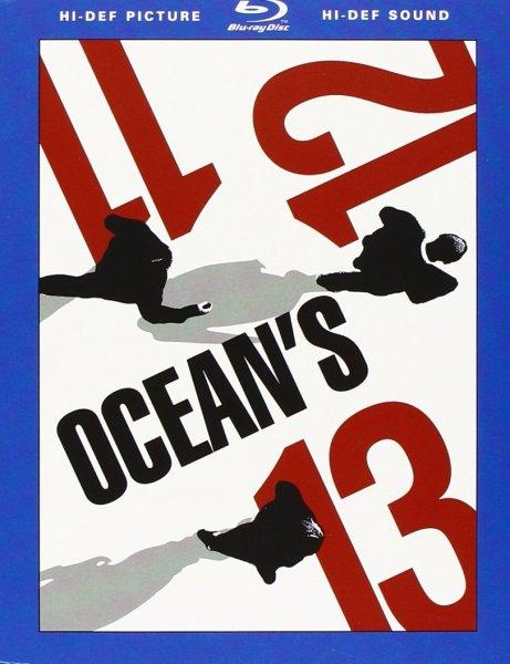 [Amazon.it] 2x Oceans Trilogie + 2x Sherlock Holmes 1 + 2 (alle mit dt. Tonspur) (Bluray) für 34,49€