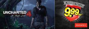 Uncharted 4 ( PS4) 9,99er Gamestop - Aktion