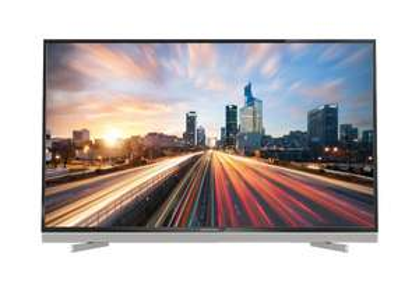 Amazon Warehouse - Grundig 55 VLX 8580 BL 140 cm (55 Zoll) Fernseher (Ultra-HD, Triple Tuner, 3D, Smart TV) schwarz [Energieklasse A]