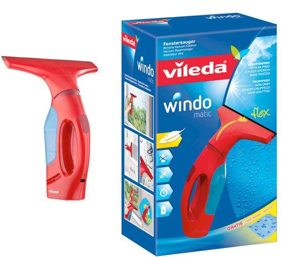 [KAUFLAND WEITERSTADT u.a.] Vileda Windomatic Flex Fenstersauger für 19,99€ (+5,00€ Scondoo CB)