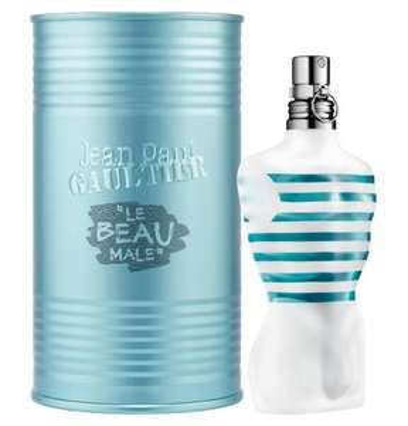 [@galeria-kaufhof.de] Jean Paul Gaultier Le Beau Male Eau de Toilette (75 ml) + 2 Gratis-Proben