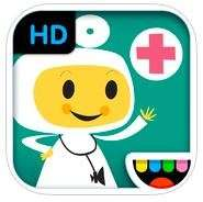 [App Store] Toca Doctor HD (nur fürs iPad) von Toca Boca AB - App für Kinder kostenlos statt 2,99€