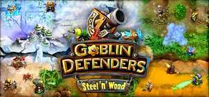 [Gleam.io][Steam] Spheroid / Goblin Defenders