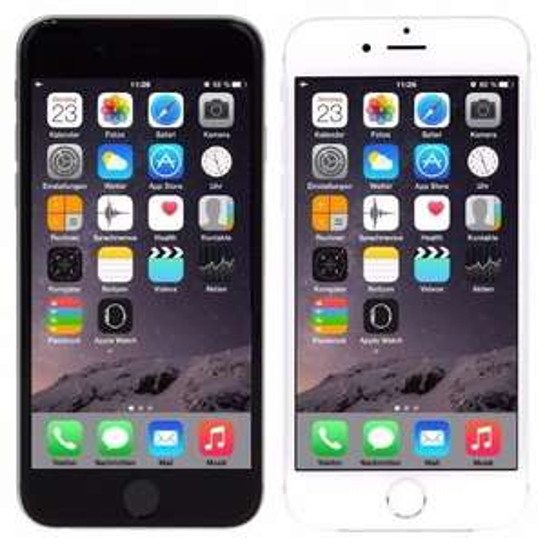 [asgoodasnew@eBay] Apple iPhone 6 16GB Spacegrau oder Silber generalüberholt Wie Neu für 419,00€ Update mit Code CBWARE16 für 377,10
