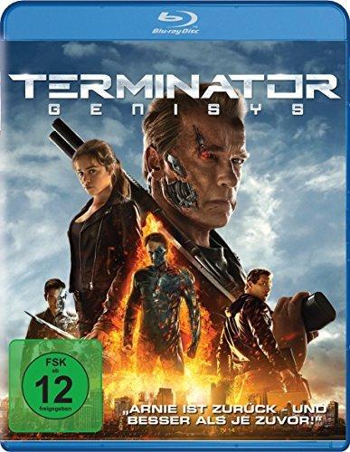 Terminator Genisys und Jurassic World Blu Ray für 9.99€ Lokal bei SKY