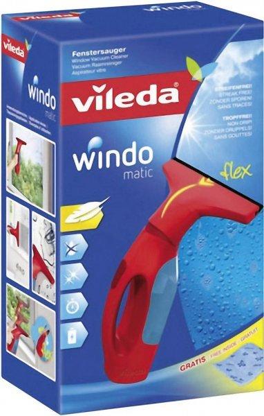 Amazon Vileda Fenstersauger Windomatic - 25,90€ mit scondoo