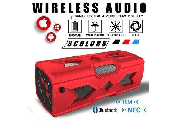 Wireless Bluetooth 4.0 Speaker Subwoofer