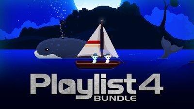 [Steam] Playlist Bundle 4 mit 10 Games (6 mit Sammelkarten) für 1,99€ @ Bundle Stars