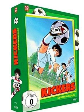 [Amazon Prime] Kickers - Gesamtausgabe - Slimpackbox (4 DVDs), Spielzeit 740 Minuten für 26,97€ statt ca. 45€
