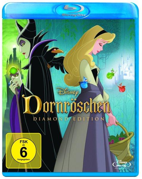 [amazon.de] Verschiedene Disney-Filme als Special Editions ab 9,97 € (Blu-ray) und 7,99 € (DVD)