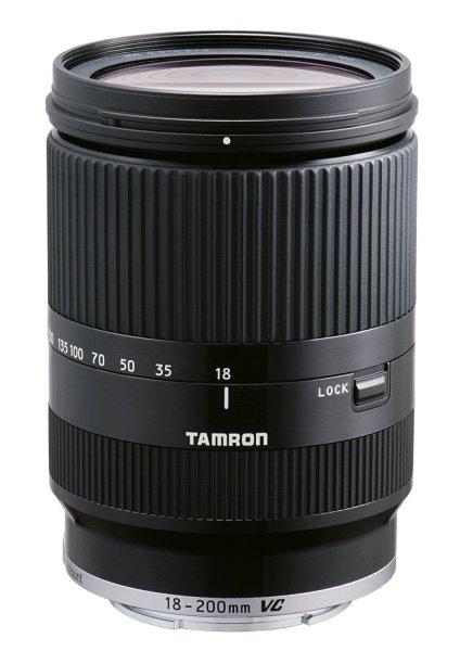 (amazon marketplace) Tamron 18-200 mm F/3.5-6.3 Di III VC Objektiv für Canon EOS-M Bajonettanschluss schwarz