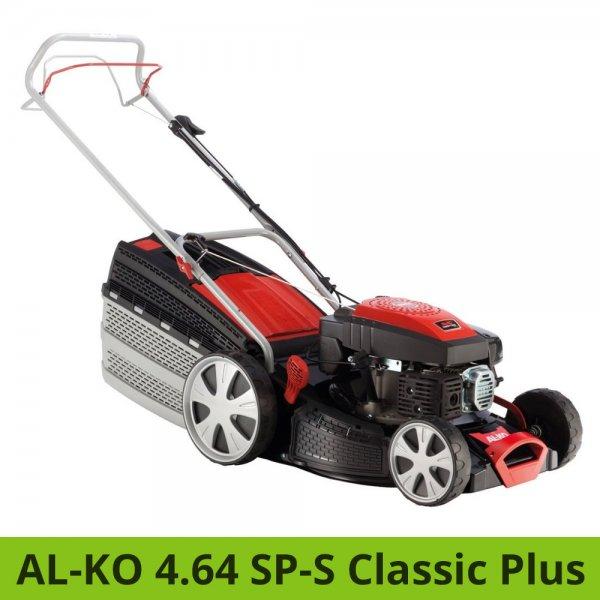 Benzinrasenmäher AL-KO Classic 4.64 SP-S Plus mit Verpackungsfehler 219,00 € (statt 269,00  € idealo)