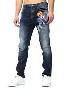 SWEEWE Herren Jeans PATCHES für 23,35€ inkl.VSK