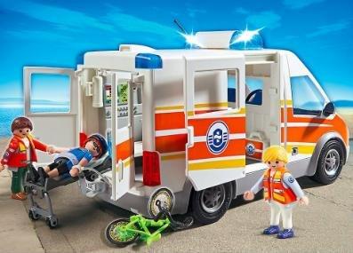 [mytoys] Playmobil 5541 Rettungswagen mit Licht und Sound für 30,94€ (bzw. 25,94€) inkl. VSK statt ca. 40€