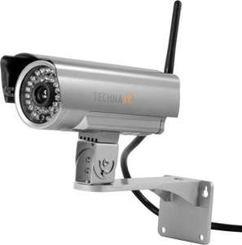 [REWE CENTER] Technaxx 720p IP-Überwachungskamera TX24 für nur 79€