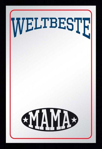 Muttertag Geschenk Weltbeste Mama Spiegel