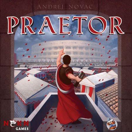 [Spiele-Offensive] Praetor | 35% Ersparnis | Brettspiel | Gesellschaftsspiel