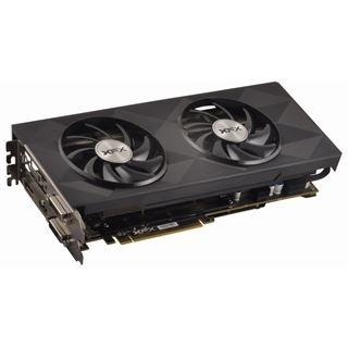 "[Mindfactory] XFX Radeon R9 390X DD Black Edition (8GB GDDR5) inkl. Backplate + ""Hitman"" für 353,61€"