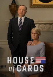 [?Wuaki?] House of Cards Staffel 1 oder 2 als Kauf für 7,99 in HD (mit Ultraviolet)