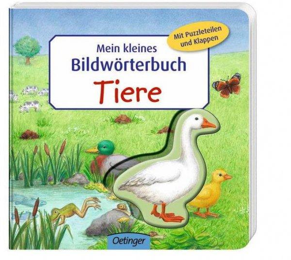 [buch.de] Kinderbücher im Sale, Update, z.B. Mein kleines Bildwörterbuch Tiere (Oetinger Verlag) für 1,99€ statt ca. 7€