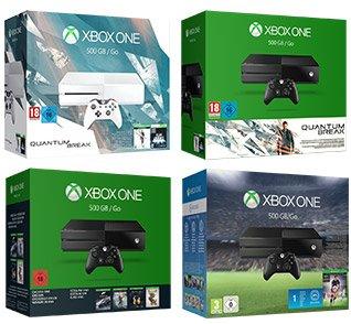 [Gamestop] Xbox One Trade-in, Bundles ab 19,99 € durch Eintausch gegen andere Konsolen