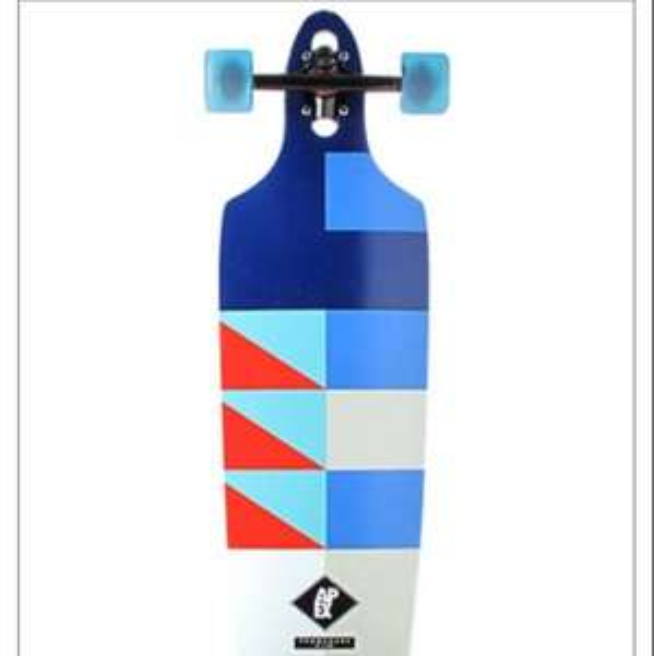 APEX Promenade MK2 Hybrid Longboard 114,99€ kostenloser Versand @titus.de