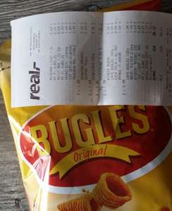 Lay's Bugles Chips (Real) 99 Cent