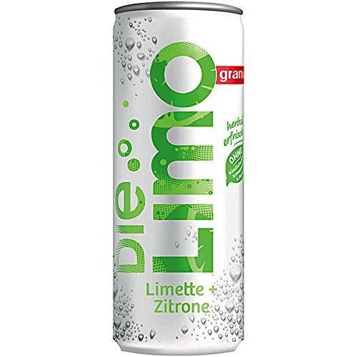 (Amazon) (Prime) Die Limo von granini Limette + Zitrone (12 x 330 ml) 7,28 zzgl Pfand